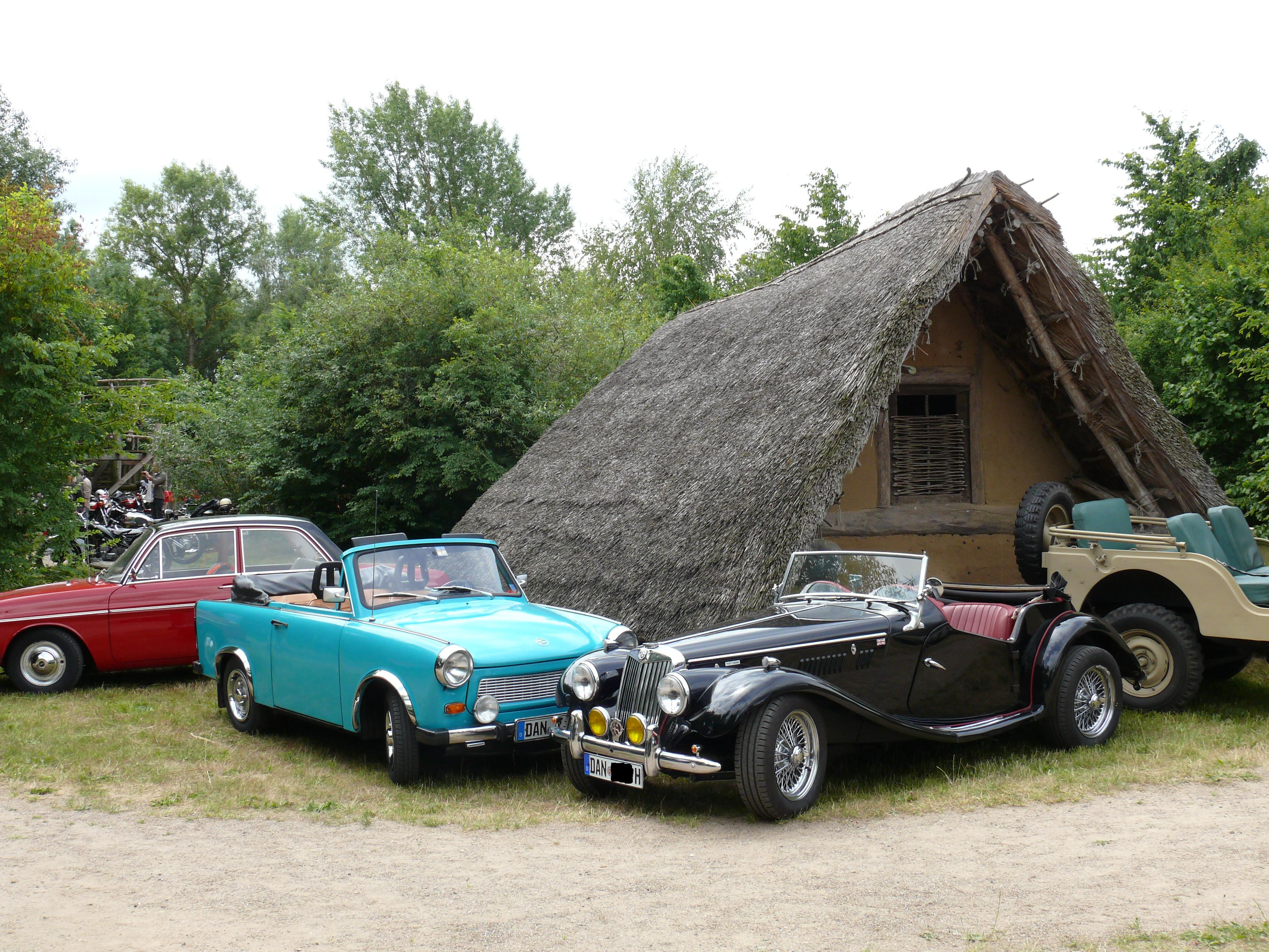 Vintage Cars Exhibition | EXARC