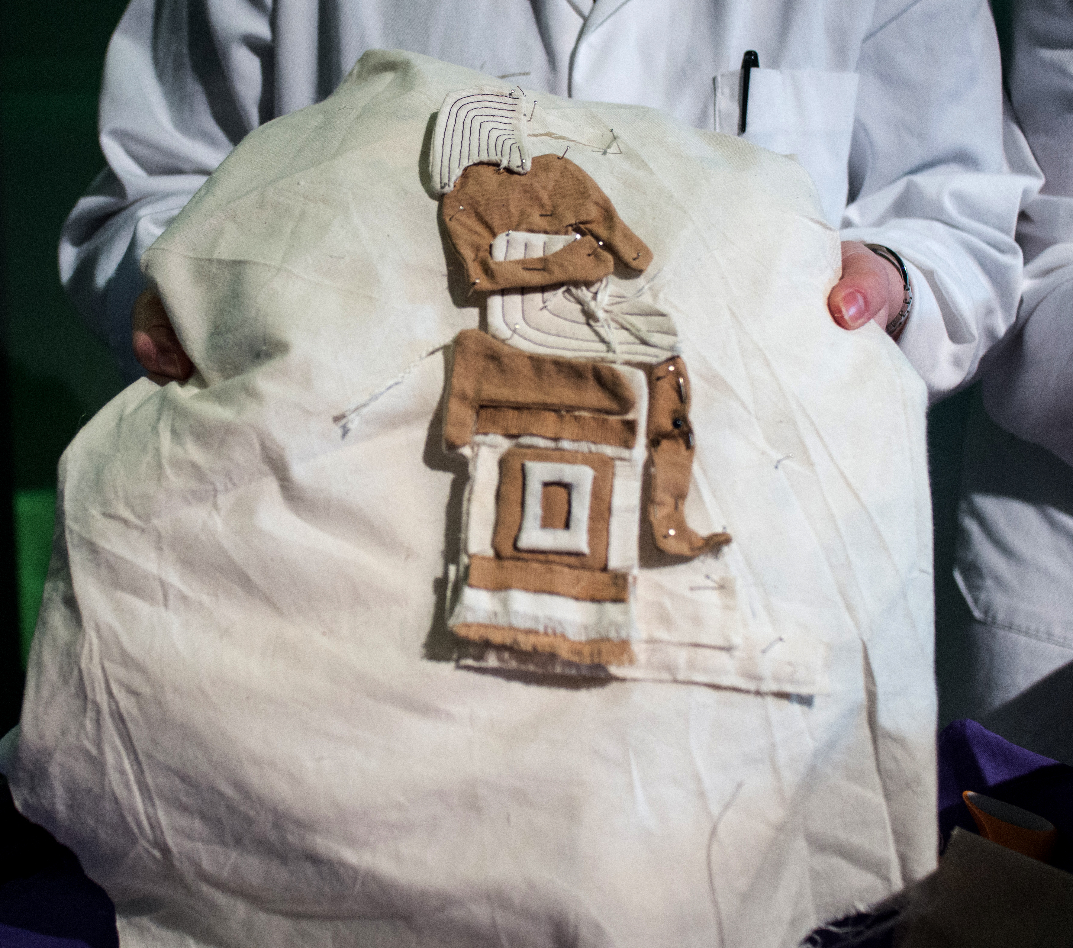 Re-rolling' a Mummy: an Experimental Spectacle at Manchester