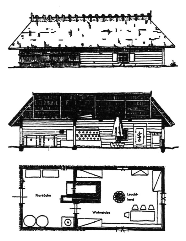 aspects on realizing house reconstructions  a scandinavian