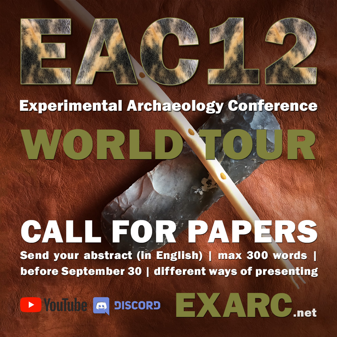 Call for paper EAC12