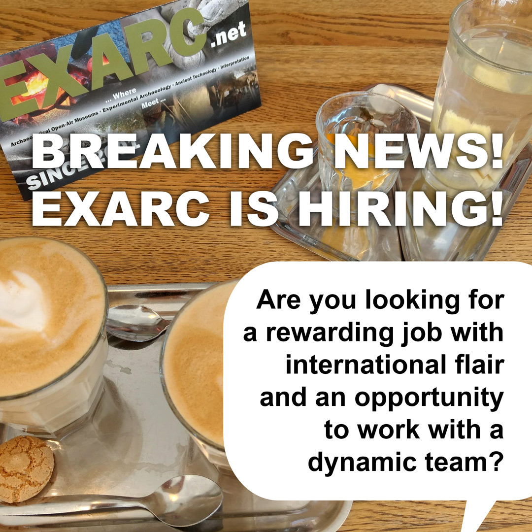 EXARC is Hiring