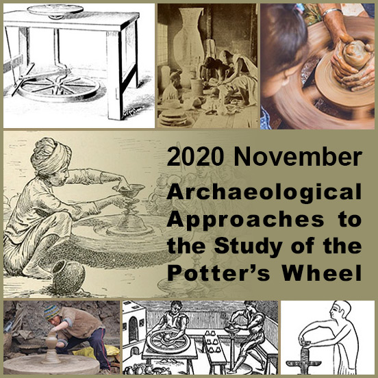 Open configuration options 2020 November - Archaeological Approaches to the Study of the Potter's Wheel