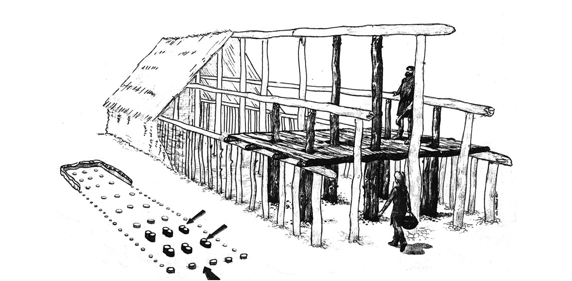 The Reconstruction Of The Danubian Neolithic House And The Scientific  Importance Of Architectural Studies
