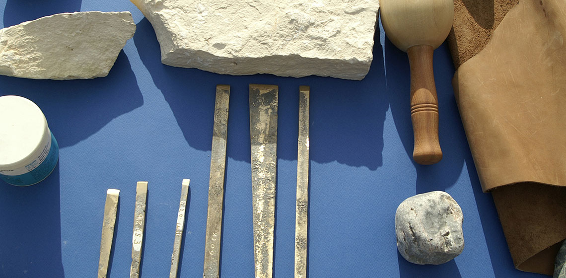 To Use or Not to Use a Minoan Chisel? Ancient Technology in