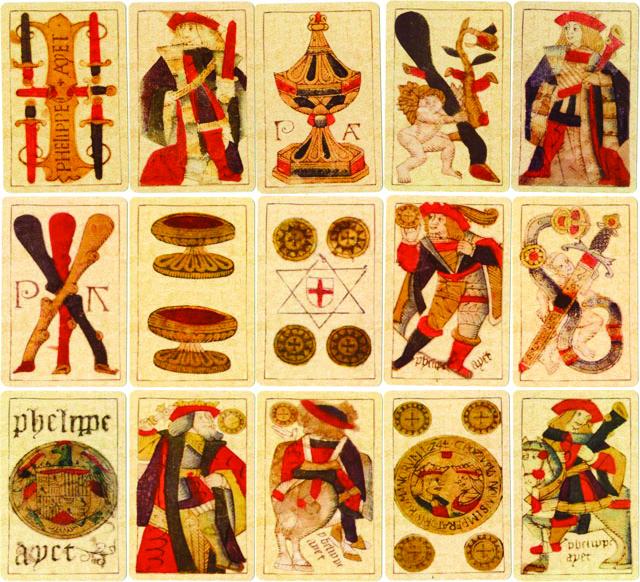 Medieval Gambling Games