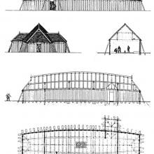 Aspects on Realizing House Reconstructions: a Scandinavian