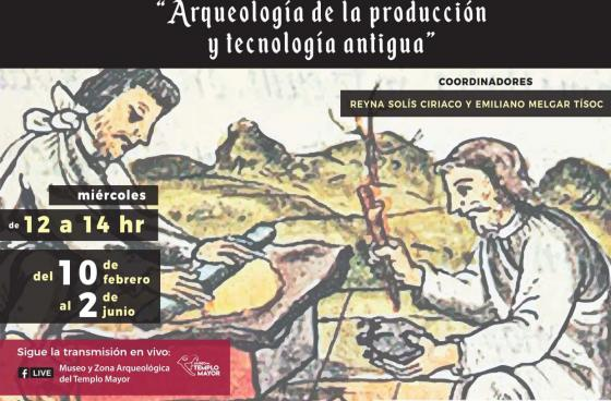 Archeology of Production and Ancient Technology Series