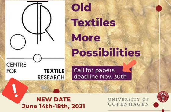 Old Textiles More Possibilities