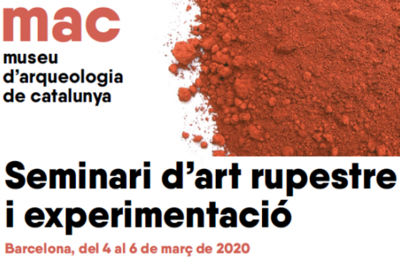 Rock Art and Experimentation Seminar