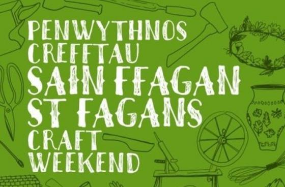 St Fagans' Craft Weekend