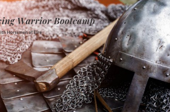 Viking Warrior Bootcamp at the Irish National Heritage Park