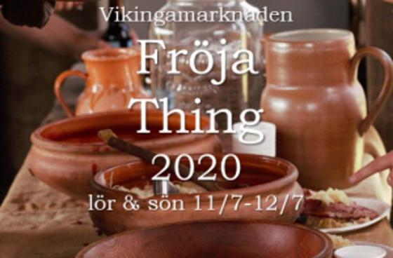Viking Market Fröja Thing
