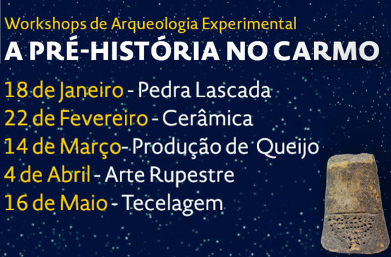 Experimental Archaeology Workshops in Lisbon