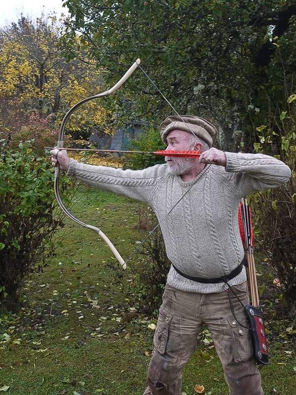 The Modern Reproduction of a Mongol Era Bow Based on